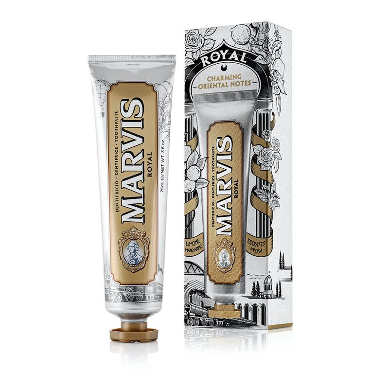 "DENTIFRICO ROYAL 75 ML. ""Wonders of the World"""